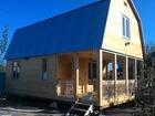 Новое фото  строительство домов бань 36090451 в Саратове