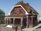 Фото в Загородная недвижимость Коттеджные поселки Начались продажи в «Тихом уголке» на берегу в Саратове 5499000