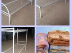 Свежее foto Мебель для спальни Кровати двухъярусные металлические с доставкой 37746731 в Александровске
