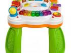 Новое фотографию Детские игрушки Игровой развивающий центр WEINA (столик музыкальный) 63718773 в Саратове