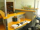 Просмотреть foto Мягкая мебель ресепшен, оперзал, офис зал, столы радиусные 67694906 в Саратове