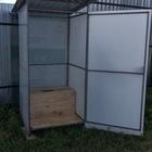 Туалет для дачи, бесплатная доставка