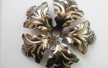 Декор ковки (зеркальное покрытие элементов золотом, серебром, цветом)