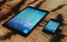 iPad Air(32 гб) + iPhone 4s (8 гб)