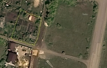 Земельный участок с домиком на Кумысной Поляне