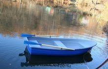 Спринт моторно-гребная лодка для озер