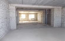 3-комнатная квартира свободной планировки в кирпичном доме, микрорайон Юбилейный
