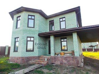 Просмотреть фотографию Продажа домов Кирпичный коттедж в посёлке закрытого типа Зелёная Долина 33117711 в Саратове