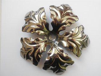 Новое изображение  Декор ковки (зеркальное покрытие элементов золотом, серебром, цветом) 33259906 в Саратове