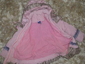 Просмотреть изображение Детская одежда Продаю костюм осенний на девочку 33269908 в Саратове