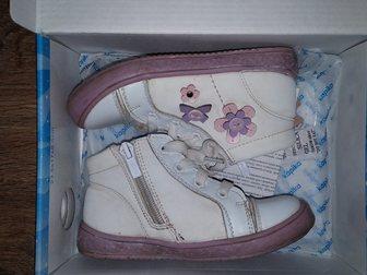 Свежее изображение Детская обувь Продаю ботиночки осенние на девочку 33269910 в Саратове