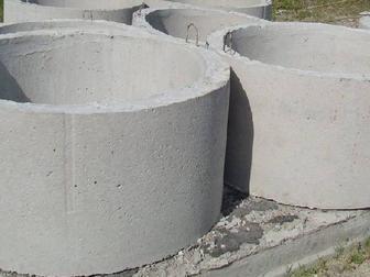 Скачать бесплатно изображение  бетонные кольца жби, крышки и днища для колодца 36686697 в Саратове