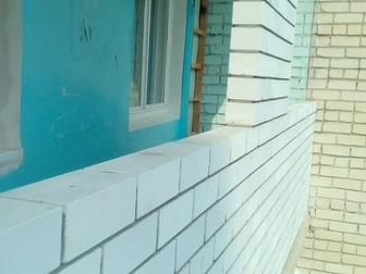 Новое foto Двери, окна, балконы Строительство балконных ограждений 39896360 в Саратове