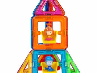 Увидеть изображение  Магнитные конструкторы в наличии в Саратове 65091922 в Саратове