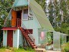 Свежее фото Продажа домов Дача 100 кв, м, на участке 18 соток в д, Раденки Калужская область 32386379 в Кременки