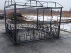 Увидеть фото Строительные материалы Каркас беседки, 34565113 в Серпухове