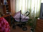 Изображение в Для детей Товары для новорожденных продам коляску 2 в 1. в Серпухове 10000