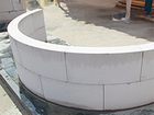 Свежее фото  Дугообразные блоки ytong в Серпухове 39039075 в Серпухове