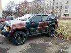 Jeep Grand Cherokee 5.2 AT, 1995, 200 000 км