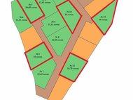 Продаётся земельный участок для дачного строительства, площадь 10 соток Продаётс