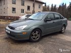 Ford Focus 2.0AT, 2002, 114000км