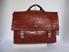 Смотреть фотографию Аксессуары Кожаный портфель 37595420 в Севастополь