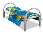 Просмотреть foto Мебель для спальни Трехъярусные металлические кровати, кровати со сварной сеткой 70123356 в Севастополь