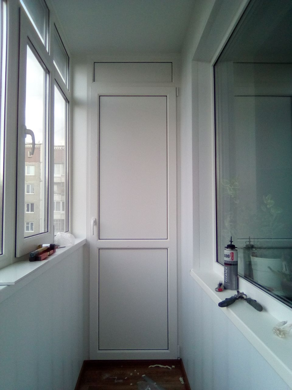 Северск: шкафы для балконов и лоджий цена 0 р., объявления м.