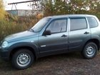 Chevrolet Niva 1.7МТ, 2011, 130000км