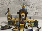 Lego Chima Храм Чи Клана Львов