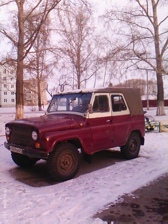 Продается автомобиль уаз 13 фотография