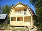 Изображение в Строительство и ремонт Строительство домов Мы строим деревянные загородные и дачные в Шатуре 0