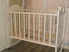 Скачать фотографию Мебель для детей Продаю кроватку 39617334 в Шиханы