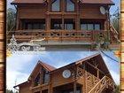 Скачать бесплатно foto Строительство домов Возвести гостевой дом из сруба оцилиндрованного 187 м, кв, в Крыму 32959129 в Симферополь