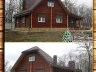 Новое фотографию Разное Деревянный дом из сруба в Крыму 34592045 в Симферополь