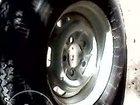 Фото в Авто Автозапчасти два колеса с зимней резиной в хорошем состоянии, в Симферополь 1500