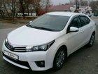 Toyota Corolla 1.6CVT, 2014, 88000км
