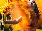 Скачать бесплатно изображение  цветной дым 32746861 в Смоленске