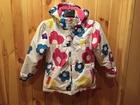 Изображение в Для детей Детская одежда куртка зимняя, теплая, для девочки 4-6 л в Смоленске 500