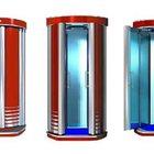 Вертикальный турбо –солярий Tanzi Mini Max