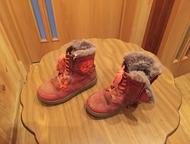Сапожки зимние Сапожки зимние, теплые 29 размер. для девочки