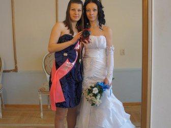 Уникальное фотографию  Продам свадебное платье 34626118 в Смоленске