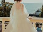 Фотография в Одежда и обувь, аксессуары Свадебные платья Очень красивое, легкое и воздушное свадебное в Сочи 20000