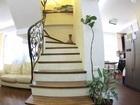 В продаже двухуровневая квартира с дизанерским ремонтом расп