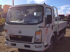 Уникальное foto  Бортовой грузовик Howo ZZ1047С3414C145 4x2 68014642 в Сочи