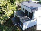 Продаются два дома в стиле хайтек с панорамным видом на лесн