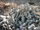 Бой бетона и кирпича