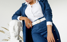 Пошив женского костюма на заказ в Сочи