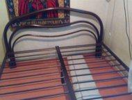 двухспальная кровать металлическая двухспальная кровать 2, 15x1. 70