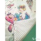 Комплект в кроватку, одеяло, наволочка
